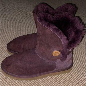 Purple Ugg Boots!